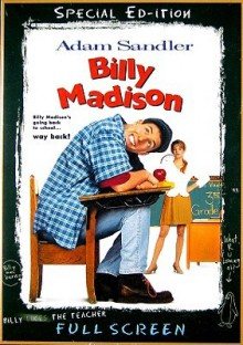 DVD: Billy Madison - NOT A BOOK