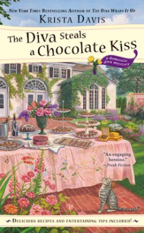 The Diva Steals a Chocolate Kiss - Krista Davis
