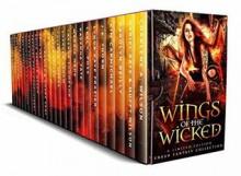 Wings of the Wicked: A Limited Edition Urban Fantasy Collection - Dariel Raye,Charlene A. Wilson,Kim Carmichael,Lynda Kaye Frazier,R.S. McCoy,Muffy Wilson,Ravenna Tate,Lexi C. Foss,Rebecca Hamilton,Carolyn Reilly,J.R. Thorn