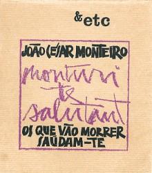 Morituri Te Salutant - João César Monteiro