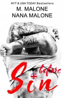 Before Sin - Nana Malone