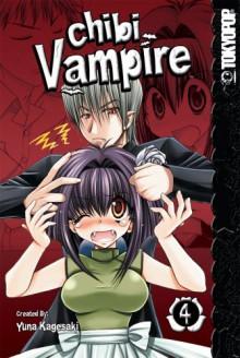 Chibi Vampire 12 - Yuna Kagesaki