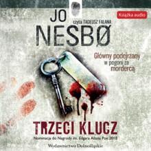 Trzeci klucz - Jo Nesbo, Iwona Zimnicka, Tadeusz Falana