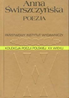 Poezja - Anna Świrszczyńska
