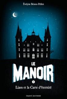 Liam et la carte d'éternité (Le Manoir Tome 1) - Evelyne Brisou-Pellen