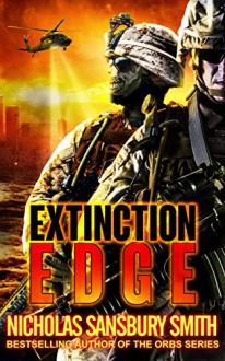 Extinction Edge (The Extinction Cycle Book 2) - Aaron Sikes, Nicholas Sansbury Smith