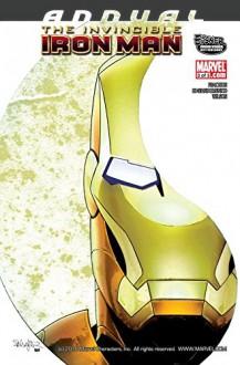 Invincible Iron Man (2008-2012) Annual #1.3 - Matt Fraction, Carmine Di Giandomenico, Salvador Larroca, Matthew Wilson