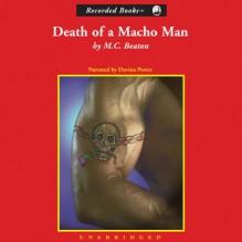 Death of a Macho Man - Davina Porter, M.C. Beaton