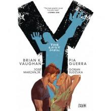 Y: The Last Man Book Five - Brian K. Vaughan