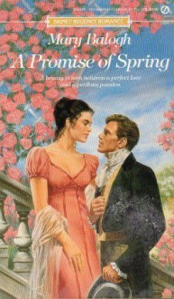 A Promise of Spring - Mary Balogh