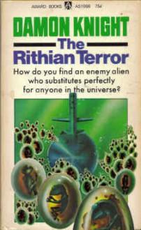 The Rithian Terror - Damon Knight
