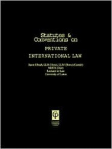 Statutes & Conventions on Private International Law - Great Britain