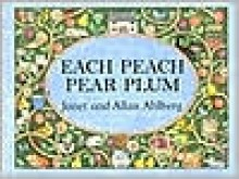 Each Peach Pear Plum board book -