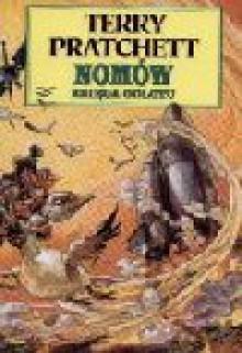 Nomów Księga Odlotu - Terry Pratchett