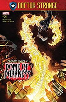 Doctor Strange (2015-) #21 - Dennis Hopeless,Niko Henrichon,Chris Bachalo