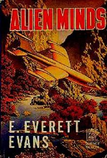 Alien Minds - E. Everett Evans
