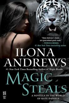 Magic Steals - Ilona Andrews