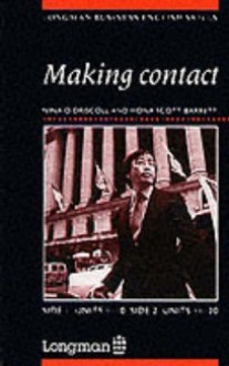 Making Contact - Nina O'Driscoll, Fiona Scott-Barrett, Adrian Pilbeam, Mark Ellis