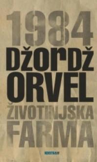 1984 / Životinjska farma - George Orwell