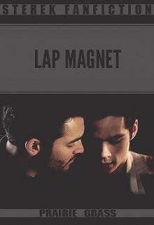 Lap Magnet - Prairie_Grass