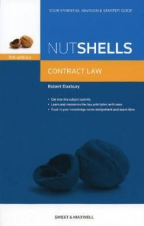 Nutshell Contract Law - Robert Duxbury