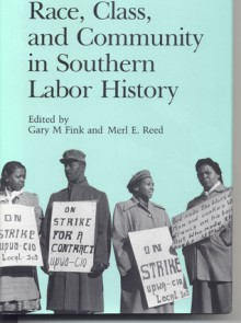 Race, Class, and Community in Southern Labor History - Gary Fink, Merl E. Reed