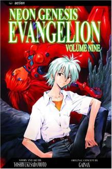 Neon Genesis Evangelion, Vol. 9 - Yoshiyuki Sadamoto
