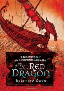 The Search for the Red Dragon - James A. Owen