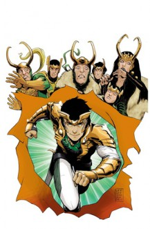 Loki: Agent of Asgard #8 - Al Ewing, Lee Garbett