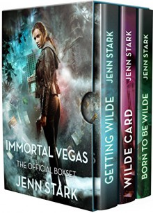 Immortal Vegas Series Box Set Volume 1: Books 0-3 - Jenn Stark