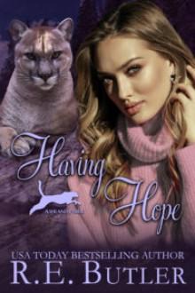 Having Hope - R.E. Butler