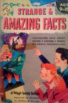 Strange & Amazing Facts - Verlan Books
