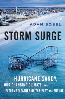 Storm Surge: Hurricane Sandy, Our Warming Planet, and the Extreme Weather of the Future - Adam Sobel