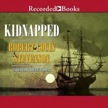 Kidnapped - Kieron Elliott, Robert Louis Stevenson