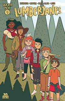 Lumberjanes #17 - Shannon Waters, Noelle Stevenson,Brooke Allen