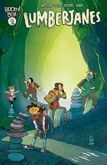 Lumberjanes #26 - Ayme Sotuyo,Leyh Kat,Shannon Watters
