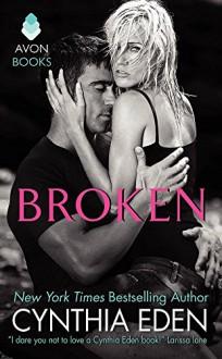 Broken (Last Option Search Team) - Cynthia Eden