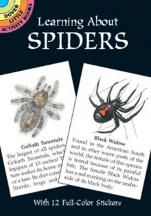Learning About Spiders (Learning about Books) - Jan Sovak