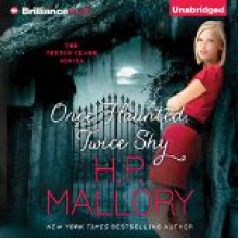 Once Haunted, Twice Shy - H.P. Mallory