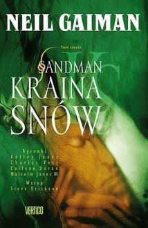 Sandman: Kraina snów - Neil Gaiman