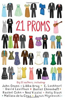 21 Proms - David Levithan, Daniel Ehrenhaft