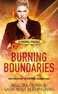 Burning Boundaries - Bellora Quinn, Sadie Rose Bermingham