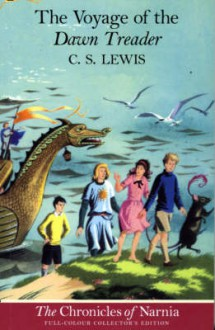 The Voyage of the Dawn Treader (Chronicles of Narnia) - C.S. Lewis, Pauline Baynes