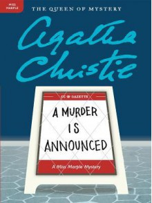 A Murder Is Announced - Agatha Christie