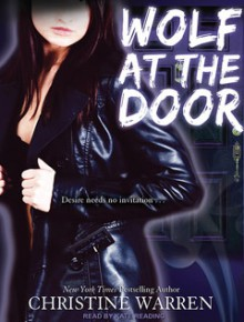 Wolf at the Door (The Others, #9) - Christine Warren, Kate Reading