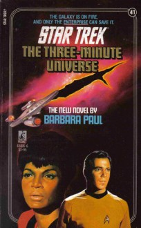 Three Minute Universe - Barbara Paul