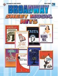 Broadway Sheet Music Hits - Dan Coates
