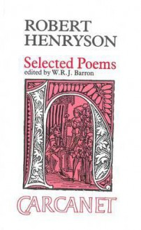 Robert Henryson: Selected Poems - Robert Henryson, David Murison