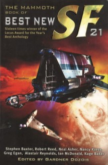 The Mammoth Book of Best New SF 21 - Gardner R. Dozois