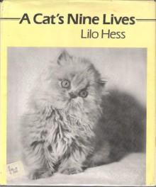 A Cat's Nine Lives - Lilo Hess